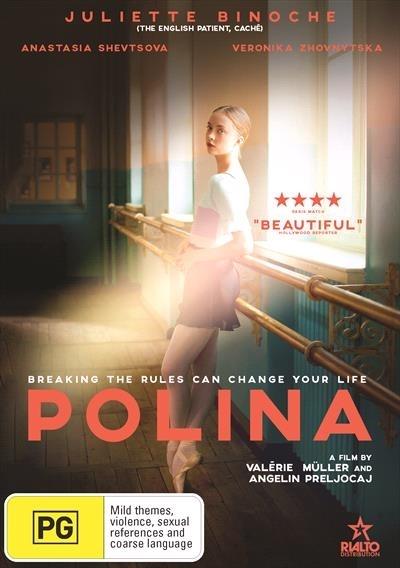 Polina on DVD image