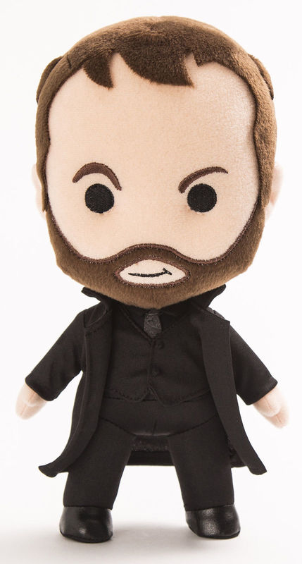 Supernatural Q-Pals Plush Crowley