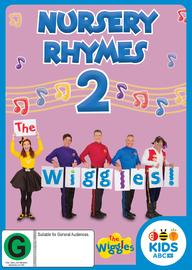 The Wiggles: Nursery Rhymes 2 on DVD