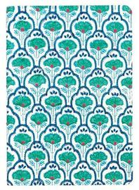 Journal: Handmade LG Embroidered - Petal & Vine image