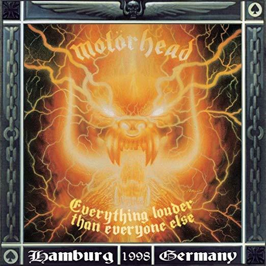 Everything Louder Than Everyone Else by Motorhead
