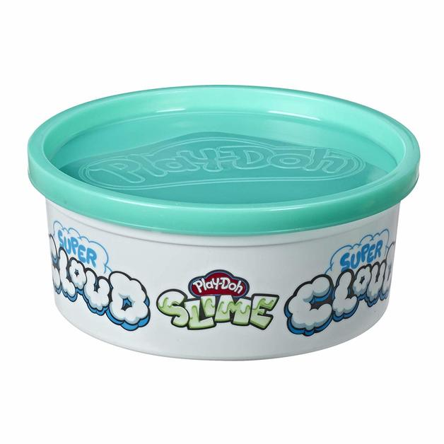 Play-Doh Super Cloud Slime - Blue (Single Can)