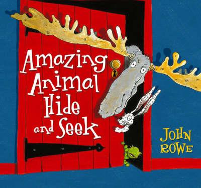 Amazing Animal Hide and Seek by John Rowe image