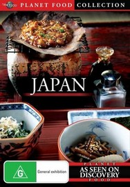 Planet Food: Japan on DVD