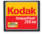 Kodak 256mb Compactflash Picture Card with Case