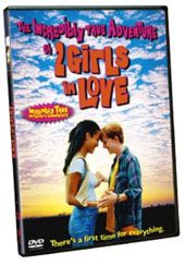 Incredibly True Adventure Of Two Girls In Love on DVD