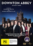 Downton Abbey - Season Three DVD