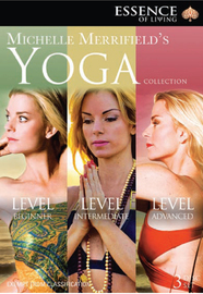 Michelle Merrifield's Yoga Collection on DVD