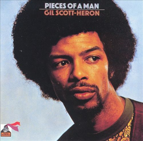 Pieces of a Man (2LP) by Gil Scott-Heron