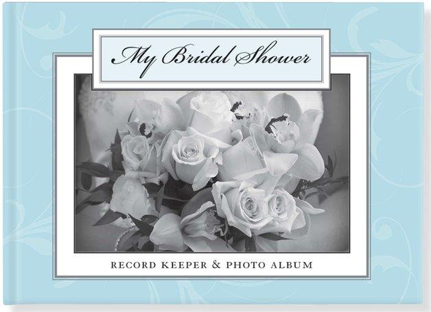 My Bridal Shower: Record Keeper & Photo Album