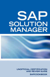 SAP Solution Manager Interview Questions by Terry Sanchez-Clark image