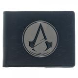 Assassins Creed Unity Metal Badge Wallet