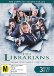 The Librarians - Season 2 on DVD