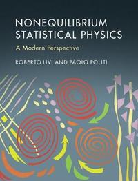 Nonequilibrium Statistical Physics by Roberto Livi image