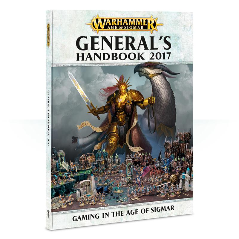 Warhammer Age of Sigmar: General's Handbook 2017 image