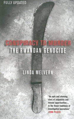 Conspiracy to Murder by Linda Melvern image