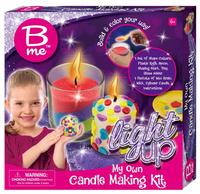 B.Me: Candle Making - Craft Kit image