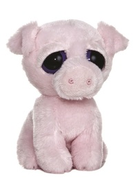 Aurora: Dreamy Eyes Plush - Oink Pig