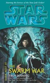 Star Wars: The Swarm War by Troy Denning image