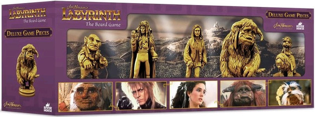 Jim Henson's Labyrinth - Deluxe Game Pieces