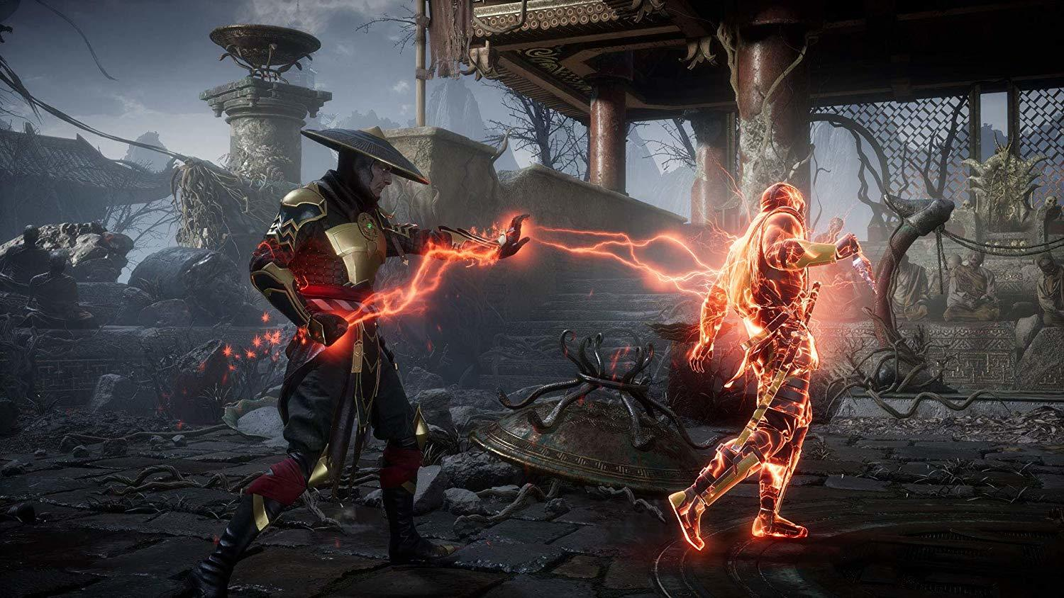 Mortal Kombat 11 Steelbook Edition for Xbox One image