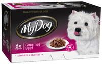 My Dog Classics - Gourmet Beef (100g x 6)