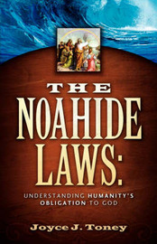 The Noahide Laws by Joyce J Toney image