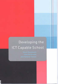 Developing the ICT Capable School by Steve Kennewell image