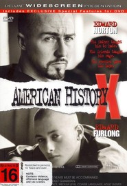 American History X on DVD image
