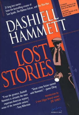 Lost Stories by Dashiell Hammett image