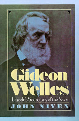 Gideon Welles by John Niven image