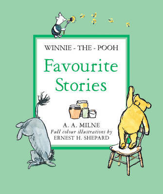 Favourite Winnie-the-pooh Stories by A.A. Milne image