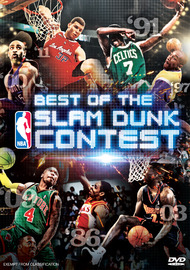 NBA - Best of the Slam Dunk Contest on DVD