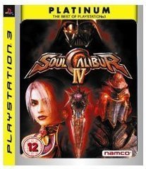 Soul Calibur IV (Platinum) for PS3