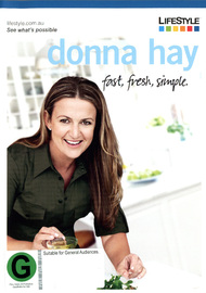 Donna Hay: Fresh, Fast, Simple on DVD