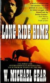 Long Ride Home by W.Michael Gear image