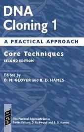 DNA Cloning 1: A Practical Approach image