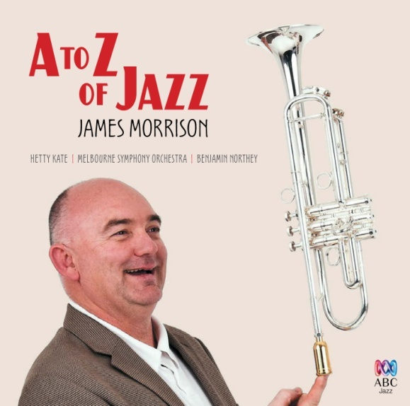 A Journey Through Jazz (2CD) by James Morrison image