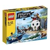 LEGO Pirates - Treasure Island (70411)