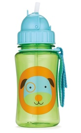 Skip Hop: Zoo Straw Bottle - Dog