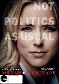 Madam Secretary - Season 1 on DVD