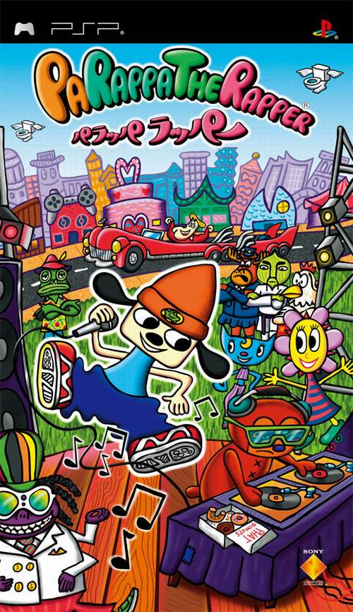 PaRappa the Rapper for PSP image