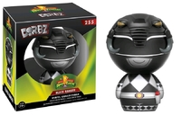 Power Rangers - Black Ranger Dorbz Vinyl Figure image