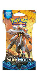 Pokemon TCG Sun & Moon Single Blister