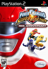 Power Rangers: Super Legends for PlayStation 2