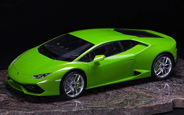 Pocher 18 Lamborghini Huracan \u2013 LP 610,4 \u2013 Verde Mantis (metallic green)