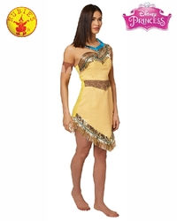 Disney: Pocahontas Deluxe Costume (Small)