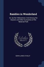 Rambles in Wonderland by Edwin James Stanley