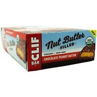 Clif Bar Nut Butter Filled - Chocolate Peanut Butter (12x50g)