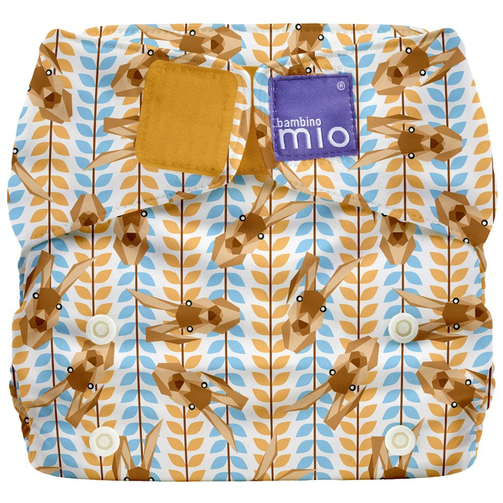Bambino Mio: Miosolo All-in-One Nappy - Hop image